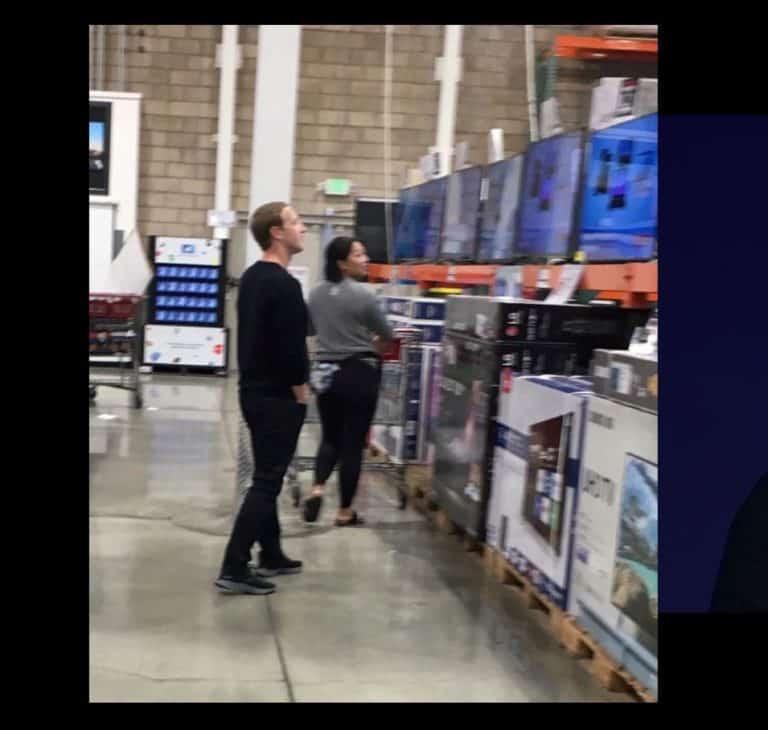 Kaya Luar Biasa, Mark Zuckerberg Malah Belanja di Toko Diskon