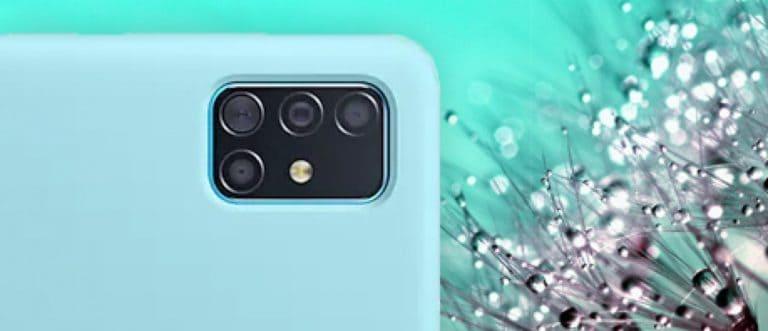 Mirip Galaxy A51, Samsung Galaxy M31 Punya Empat Kamera