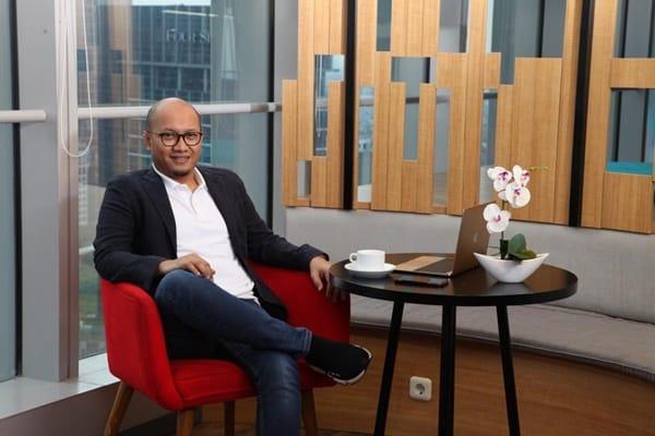 Setyanto Hantoro Resmi jadi Dirut Telkomsel yang Baru