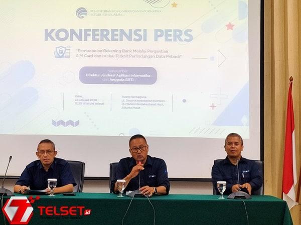 Kominfo Belum Jatuhi Sanksi ke Indosat Soal Kasus Ilham Bintang