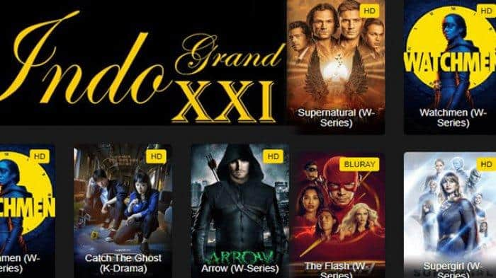 IndoXXI Tutup, Situs Streaming Film Alternatif Bermunculan