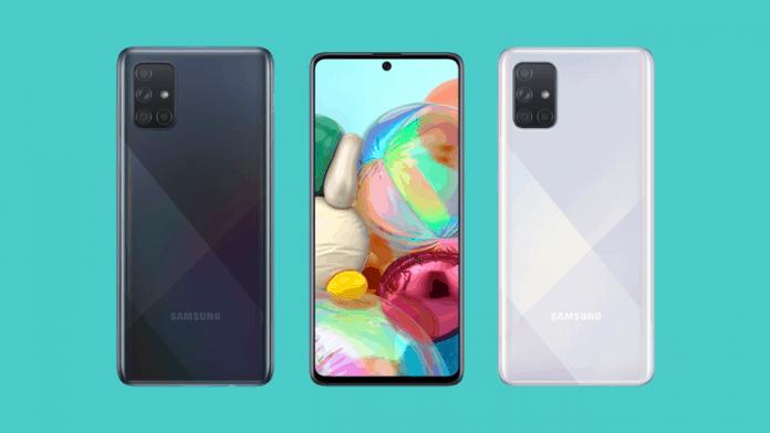 Harga Samsung galaxy A71