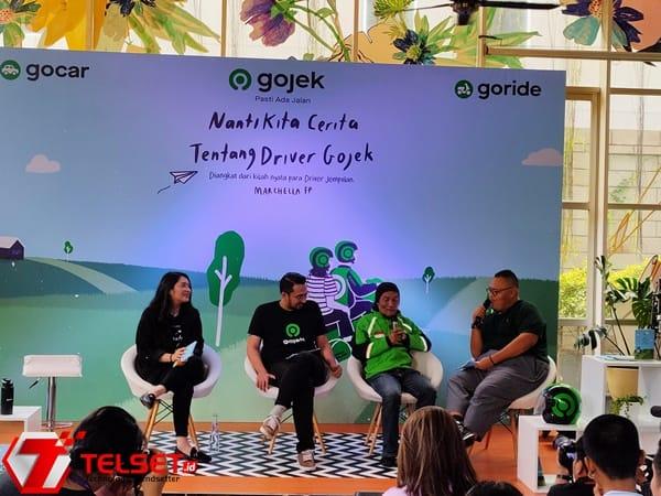 Total Perjalanan Gojek di 2019 Setara 13.000 Kali PP Bumi-Bulan