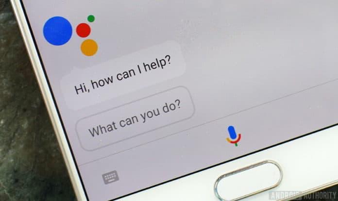 Hapus history Google Assistant