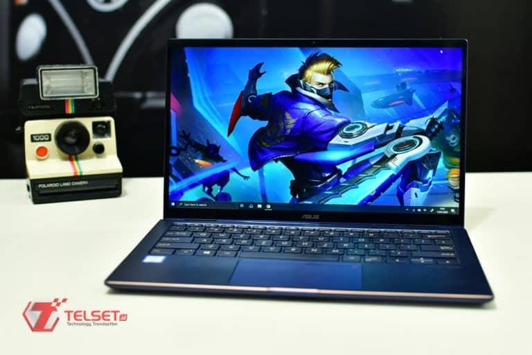 Review Asus ZenBook Flip UX362: Si Cantik & Powerful Buat Kerja Mobile