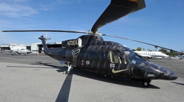 Kronologi Lengkap Kecelakaan Helikopter yang Tewaskan Kobe Bryant