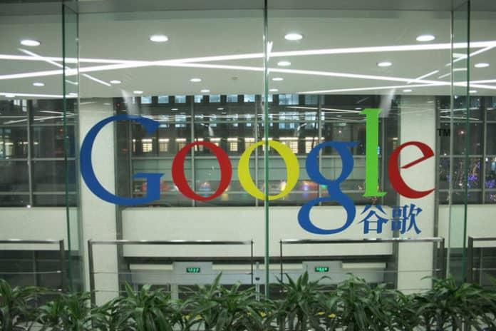 Kantor Google China