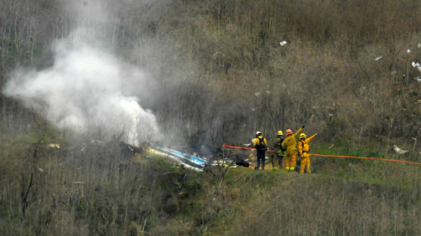 Cuaca Buruk Diduga Penyebab Kecelakaan Helikopter Kobe Bryant