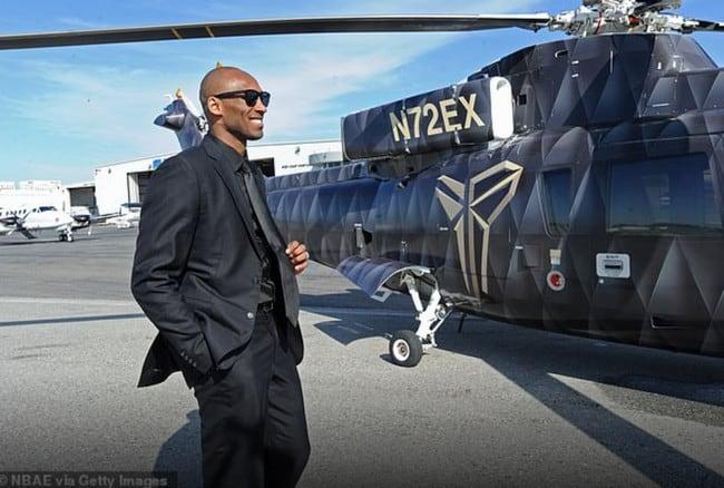 Helikopter Kobe Bryant