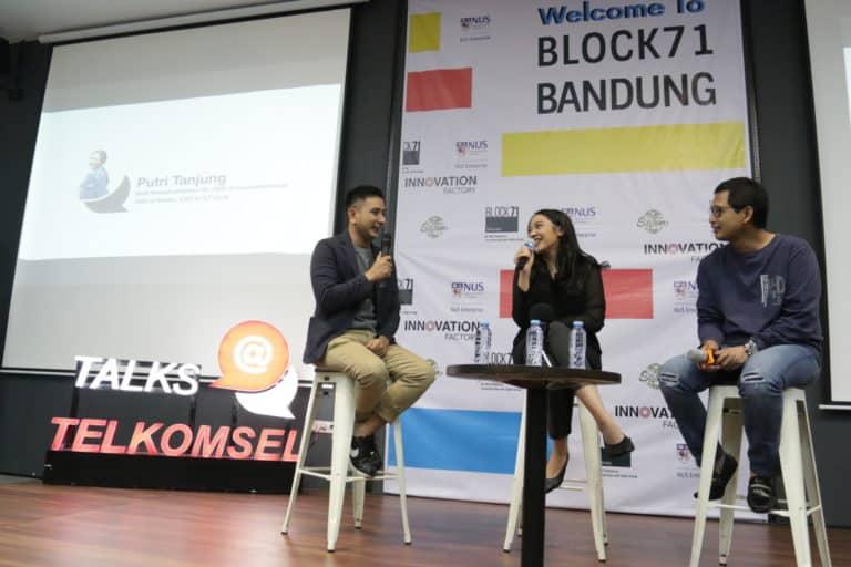 Telkomsel Sharing Tentang Revolusi Industri 4.0 untuk Anak Muda