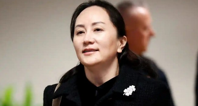 Pengacara bos huawei Chief Financial Officer Meng Wanzhou