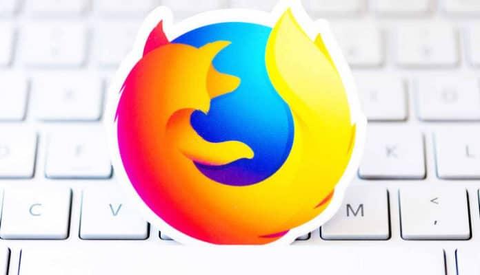 penambang data Mozilla Firefox