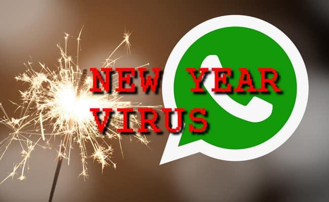 Hati-hati! 'New Year Virus' Incar Pengguna WhatsApp