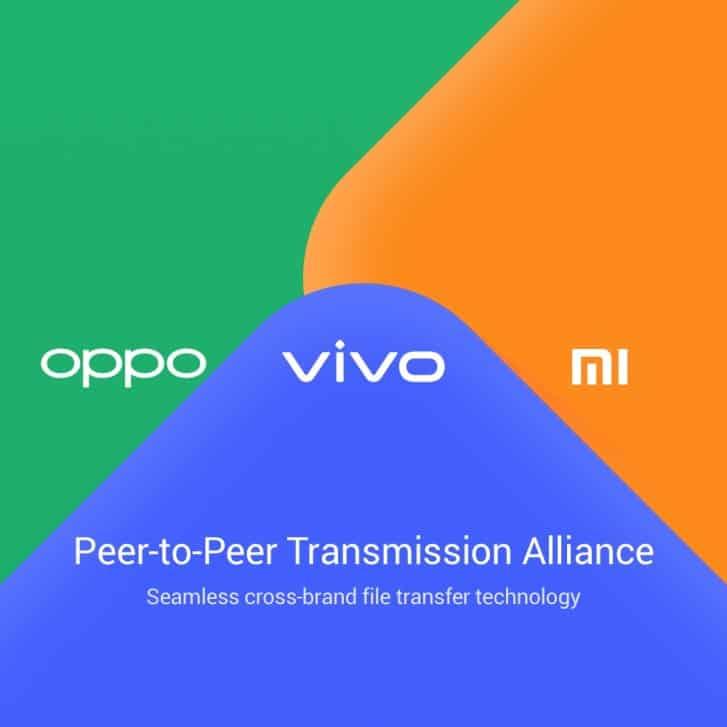 3 HP asal China ini Bikin Peer-to-Peer Alliance, Apa Itu?