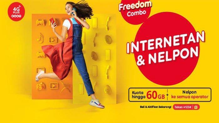 Paket Data Internet Rp 100 Ribuan