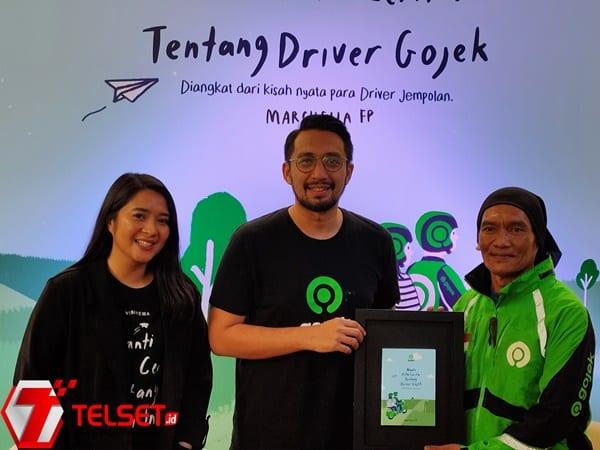 """NKCTDG"", Buku Kumpulan Kisah Inspiratif Mitra Driver Gojek"