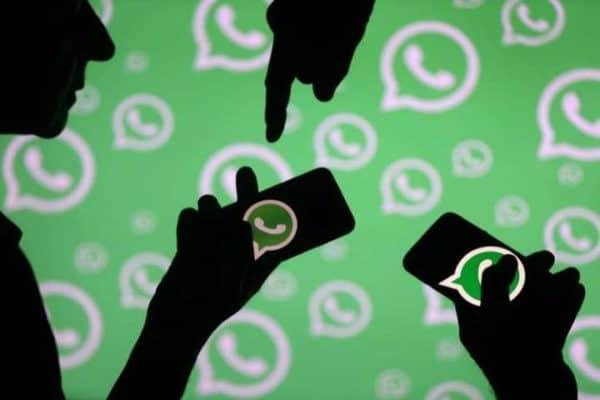 100 Miliar Pesan Terkirim via WhatsApp Jelang Pergantian Tahun
