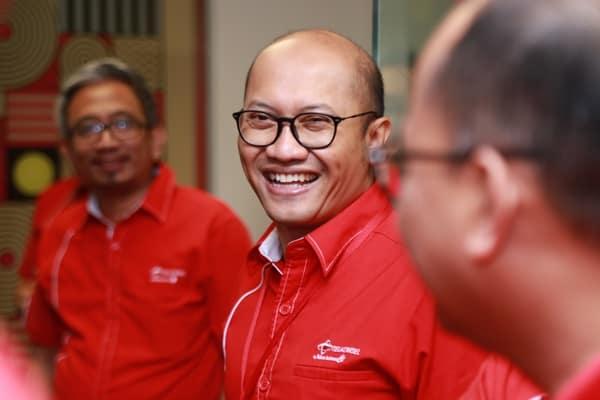 Setyanto Hantoro Bos Telkomsel STT Telkom