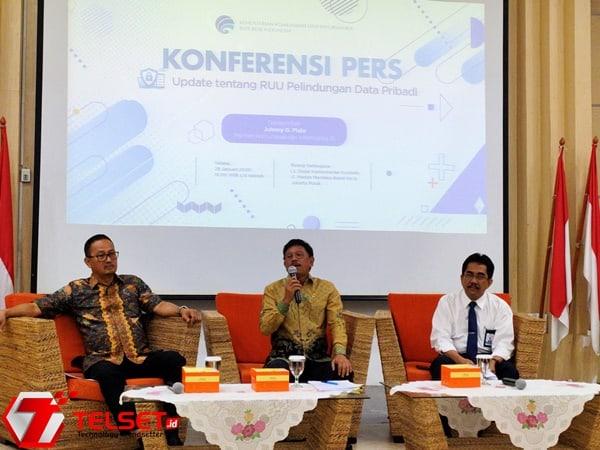 RUU Perlindungan Data Pribadi Jokowi