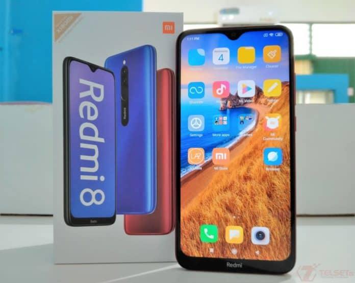 Redmi 8 Series ponsel gaib