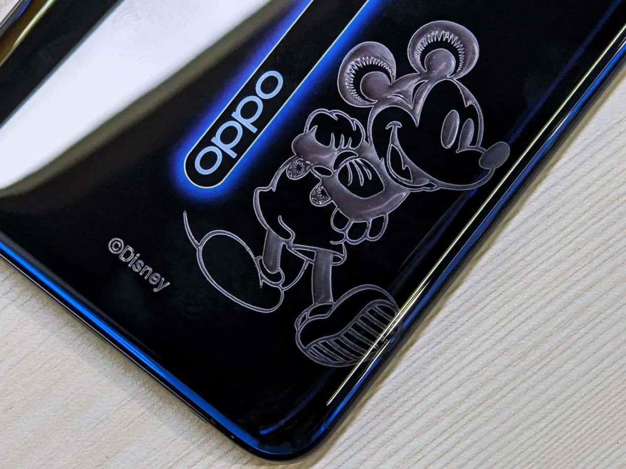 Oppo Reno2 Disney Edition