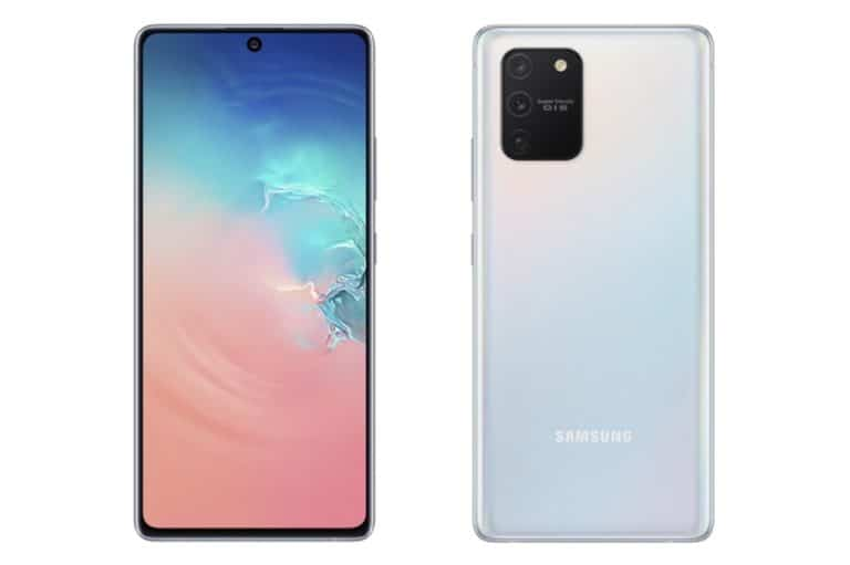 Samsung Galaxy S10 Lite dan Note 10 Lite Resmi Dirilis