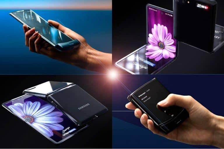 Tahun Ini Samsung Mau Rilis Banyak Smartphone Lipat