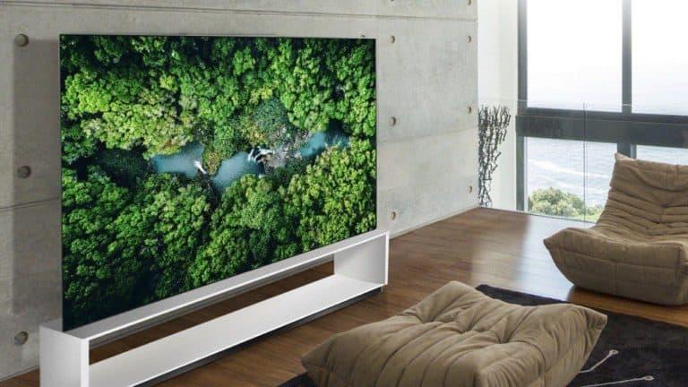 Ditopang Prosesor AI, Smart TV 8K LG Mejeng di CES 2020