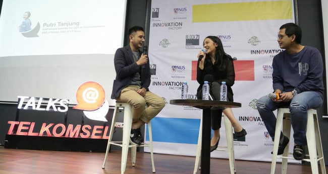 Jadi Stafsus Presiden Termuda, Putri Tanjung Kasih Tips Sukses