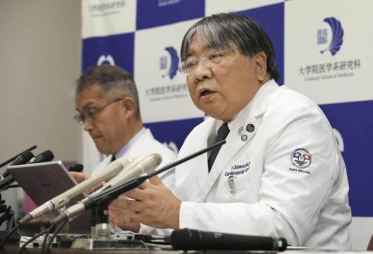 Dokter di Jepang Temukan Solusi untuk Transplantasi Jantung Manusia