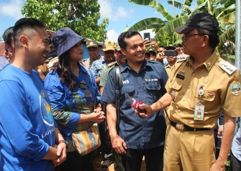 XL Axiata Operasikan Jaringan 4G di Pesisir Barat Lampung