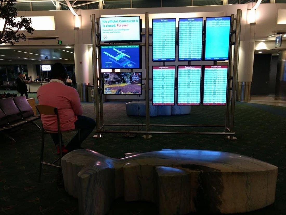 main PS4 bandara