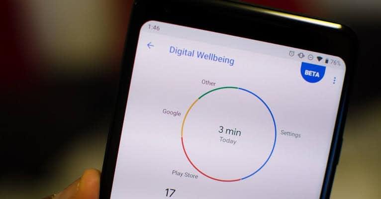 Google Rilis Tiga Aplikasi untuk Kurangi Pemakaian Smartphone