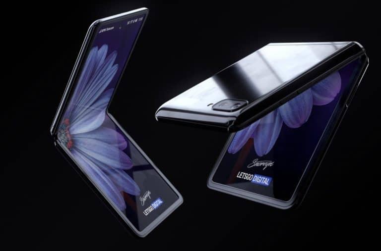Mau Rilis di Indonesia, Galaxy Z Flip Punya Empat Varian Warna?
