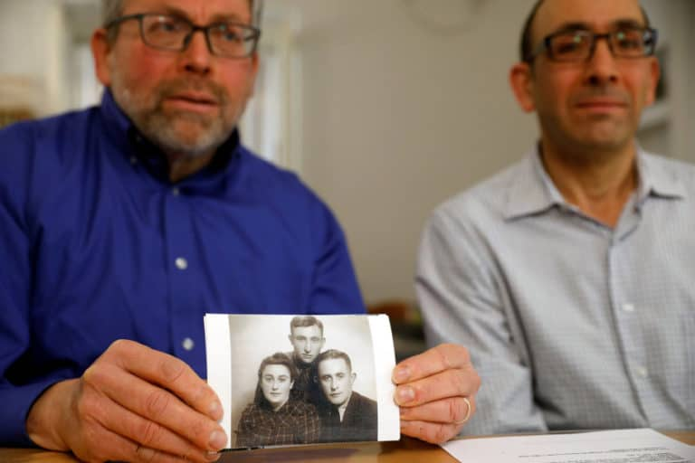 Teknologi Ini Bantu Nasib Korban Holocaust Tentara Nazi
