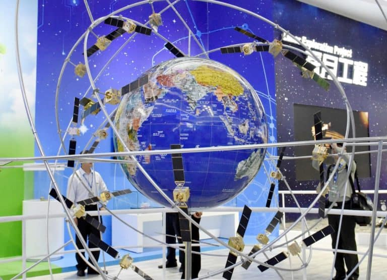 Ogah Tergantung AS, China Bikin GPS Buatan Sendiri
