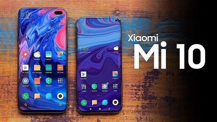 Bocor! Begini Konsep Desain Unik dari Xiaomi Mi 10