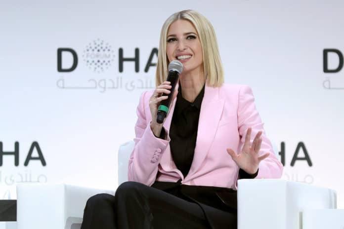 CES 2020 Consumer Electronics Show Ivanka Trump