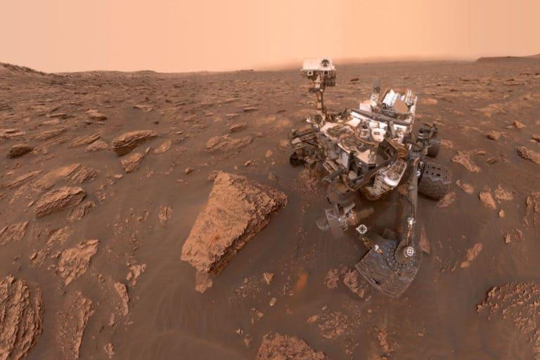 Air di Mars Menghilang Lebih Cepat dari Prediksi Ilmuwan