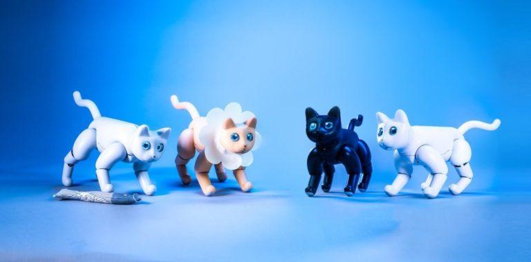 MarsCat, Robot Kucing Bionik Pertama di Dunia