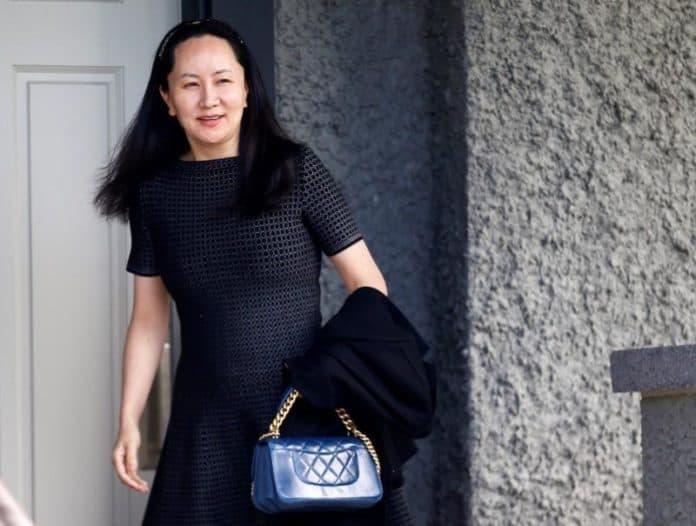 Bos Huawei ekstradisi
