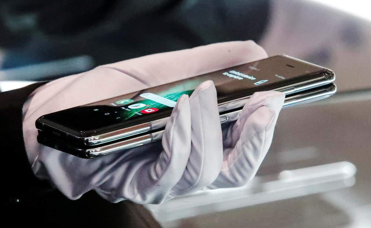 Inovasi Baru Samsung Siap Meluncur, Smartphone Lipat Model S?