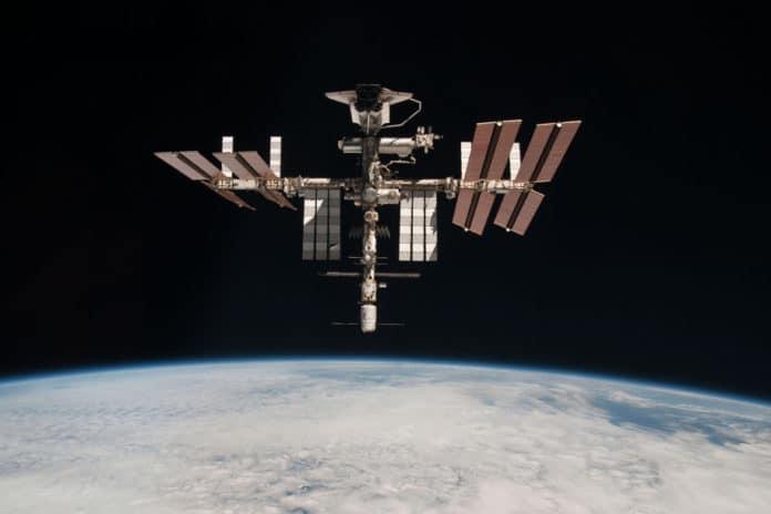 Astronot NASA Ruang angkasa