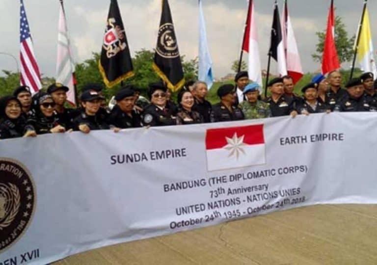 Heboh! Sunda Empire Masuk Laman Wikipedia PBB