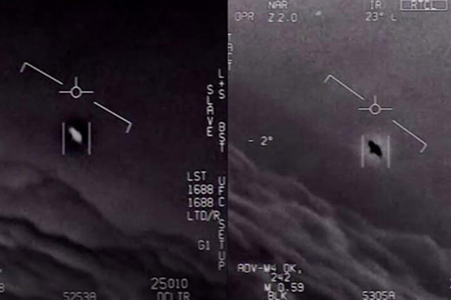 Video Penampakan UFO