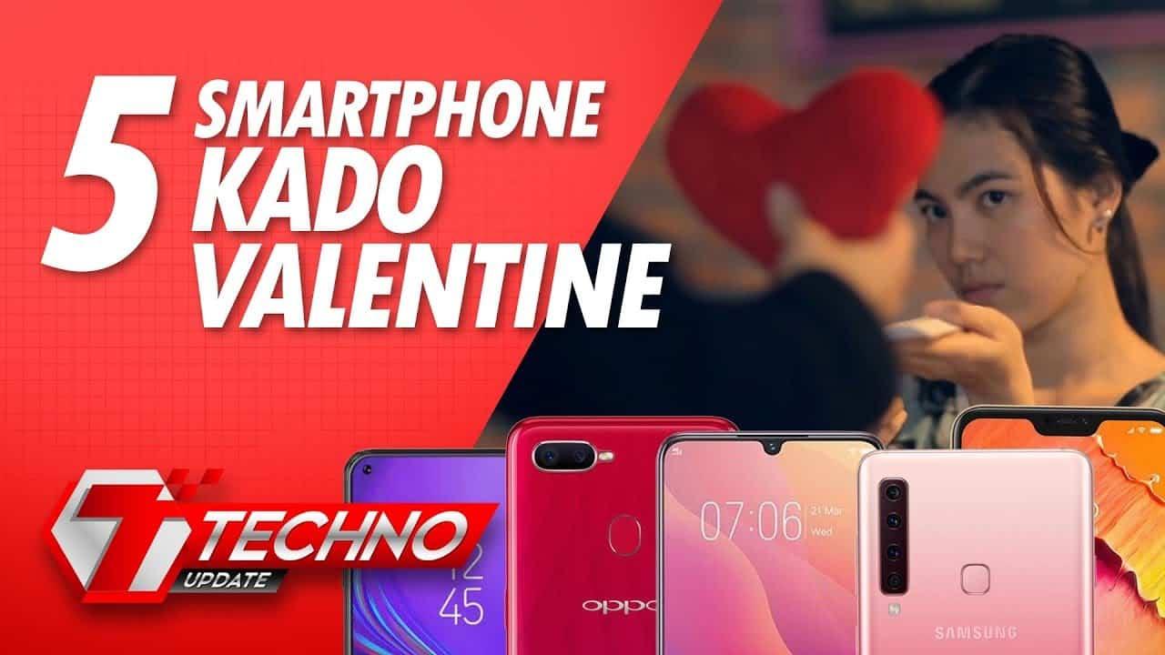 5 Smartphone Kado Valentine (2019) | TECHNO UPDATE