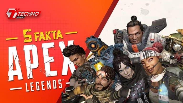 APEX LEGENDS : 5 FAKTA MENARIK APEX LEGENDS (BattleRoyale)