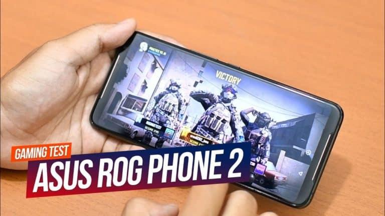 Asus ROG Phone 2 Gaming Test: Dijamin 60 fps!!