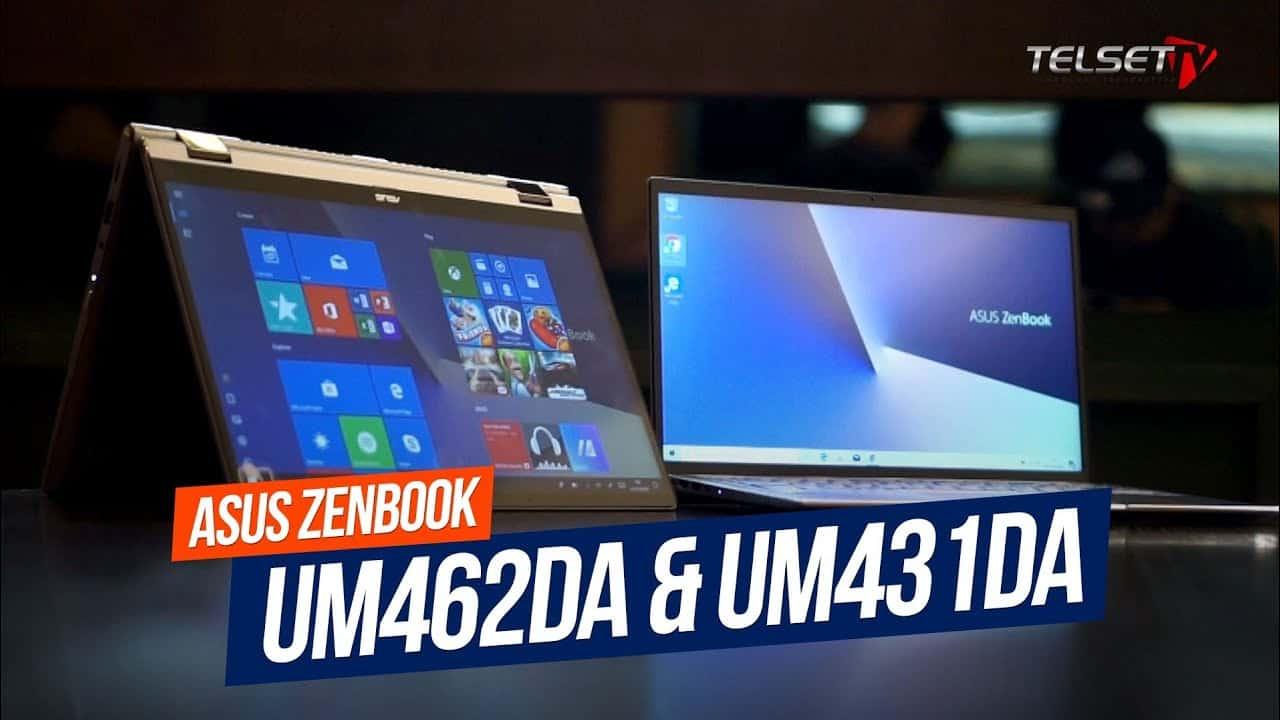 ASUS ZENBOOK UM462DA & UM431DA | Ramah di Kantong?