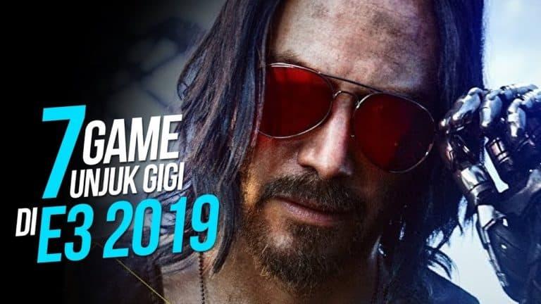 7 Game yang Unjuk Gigi di E3 2019, Ada John Wick!